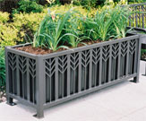 Planter Metal Spencer Series