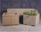 Planter Rectangle and Square SP Series